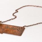 Copper Montana pendant